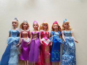 Barbie Princess package