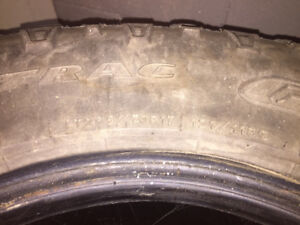 Four tires for sale