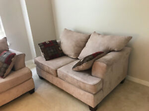 Free sofa and love seat