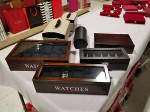 Sale Today,Jewellry ,watch &boxes and displays