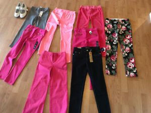 Girls clothes (sizes 8-10)