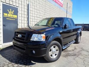 2008 Ford F-150 4X4 **** READY TO GO  **** OVER 40 TRUCKS TO CHO