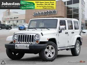 2011 Jeep Wrangler Unlimited Sahara  ~ Heated Leather Seats ~