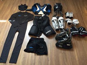 Équipement de hockey pour junior