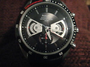 Accurist Chronograph Mens Wristwatch - Like New