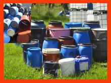 Steel&Plastic Drums/Barrells(Free Delivery*)-Food Grade44gallon 4 Penrith Penrith Area Preview