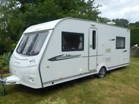 Coachman VIP 535/4, 2010 MY, 4 Berth, Fixed Bed, Motor Movers, Awning, Gas, VGC!