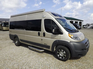 2018 Roadtrek Simplicity - Value Priced, Packed with features!