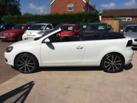 2014 VOLKSWAGEN GOLF 2.0 TDI BlueMotion Tech GT 2dr DSG
