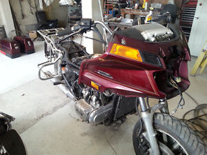 Project  goldwing
