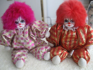 HERE COME the CLOWNS...THE BOBBSEY TWINS