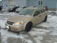 2005 CHEV COBALT 4DR $2500 TAX IN CHANGED INTO UR NAME