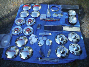 1947-59 Chev/ GMC 1/2 Truck  and Panel Parts,