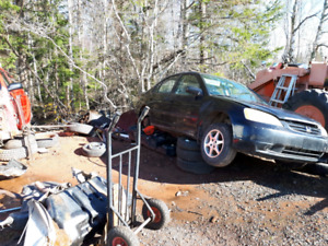 PARTING OUT ONLY 2001 HONDA CIVIC