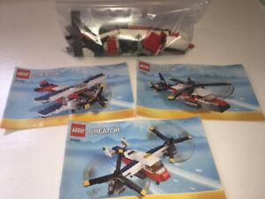 LEGO CREATOR 3 en 1: Avion 31020