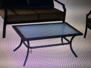 Outdoor Coffee Table – **BRAND NEW**