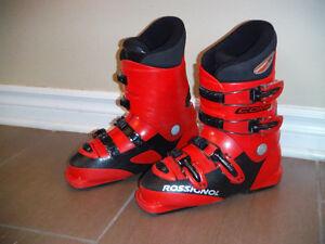Bottes de ski Rossignol Comp J, grandeur 23.5
