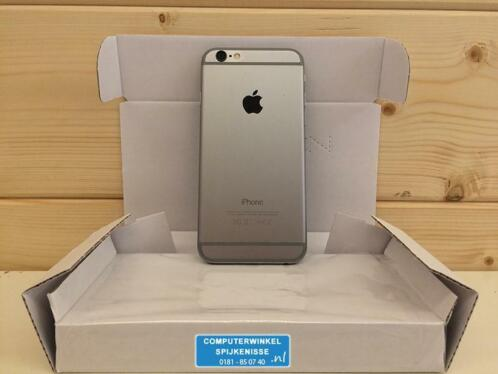 *Outlet* Apple iPhone 6 64GB simlockvrij Space Grey + Garant