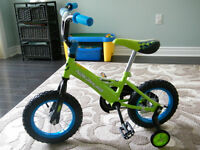 "Brand New Boys 12"" Bike"