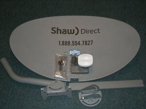 Satellite Shaw 75cm pour seulement 114.99$