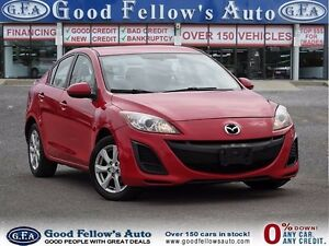 2011 Mazda MAZDA3 GX MODEL | GET IN. BE MOVED.