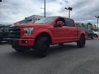 Ford F-150 lariat Fx4 2015 loaded lifted