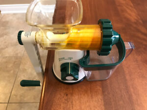 Healthy Juicer Wheat Grass Juicer