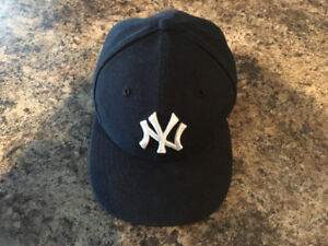 New York Yankees Youth Baseball Hat (Size: 6-1/2)
