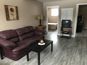 2BR furnished apartment