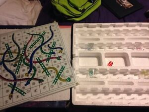 Snakes and ladders drinking game. Kingston Kingston Area image 2