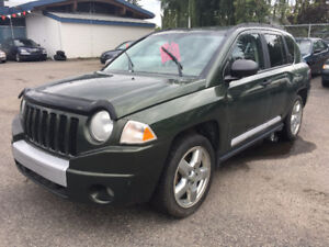 2007 Jeep Compass SUV Limited