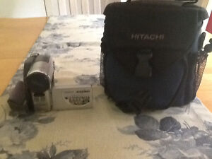 Hitachi DVD CAM (cinema Res) Camcorder