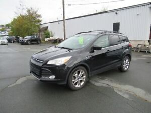 2015 Ford Escape SE leather sunroof navi