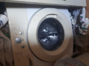 Washer for sale parts or repair