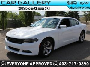 2015 Dodge Charger SXT $119B/W YOU'RE APPROVED-QUICK  EASY FINAN