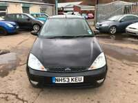 Ford Focus 1.6i 16v Edge - 79K - 2 KEYS - OCTOBER MOT