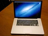 """MacBook Pro 15.4"""" 2009"""