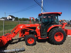 Kubota Tractor L6060HST