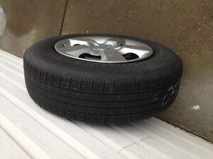 All Season Continental Tires Prince George British Columbia image 3