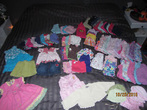 Girls Clothing / Sleepers 12-18 Months Winter / Summer -90$
