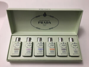 PRADA MILANO INFUSIONS EXCLUSIVE 6PC MINIATURES COLLECTION WOMAN
