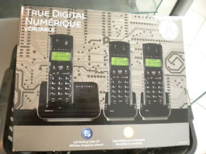 GE Home phone 2+1 Brand New Set.
