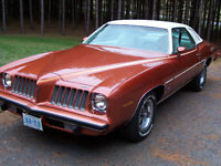 1975 Pontiac Grand AM original paint
