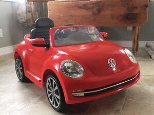 Electronic Volkswagen Toy Car
