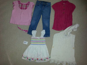 Girl's Size 5 and 6 Clothing for Sale!