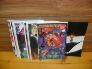 Battle of the Planets comic books $5 each Collection #2