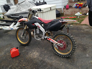 1997 Cr250 Fresh Rebuild Lots Of Mods