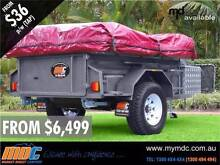 New 2015 MDC 'OFF Road Deluxe' V5 Camper Trailer Coopers Plains Brisbane South West Preview