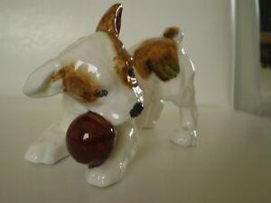 "Royal Doulton Figurine - "" Jack Russell Terrier Dog "" HN1103 Kitchener / Waterloo Kitchener Area image 2"