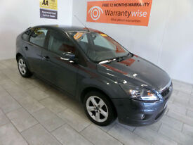 2010 Ford Focus 1.6 ( 115ps ) Zetec S ***BUY FOR ONLY £21 PER WEEK***